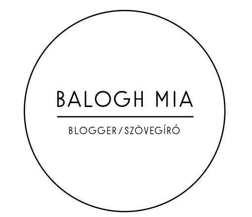 Balogh Mia